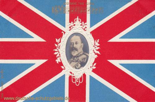 """Großbritannien: """"God save the King"""""""
