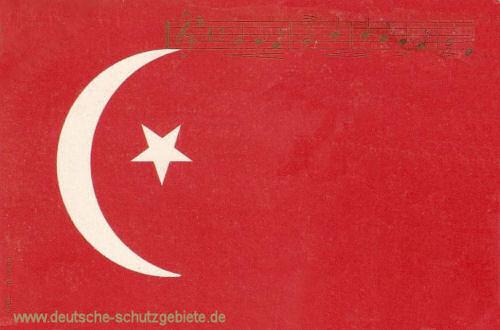 """Osmanisches Reich: """"Hamidiye Marşı"""""""