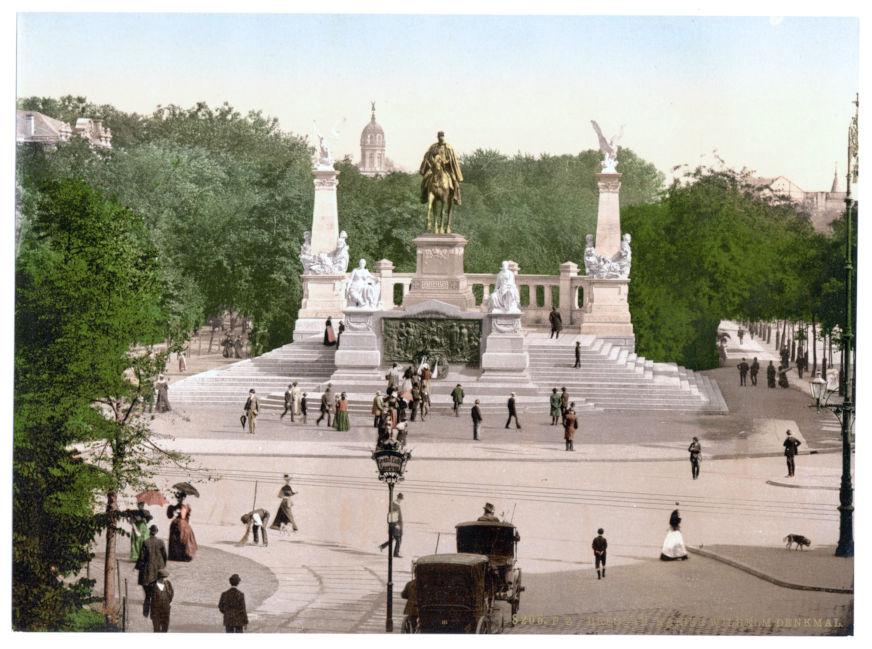 Breslau Kaiser Wilhelm-Denkmal