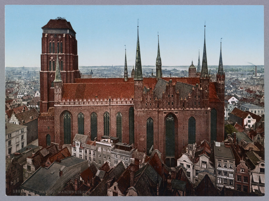 Danzig Marienkirche