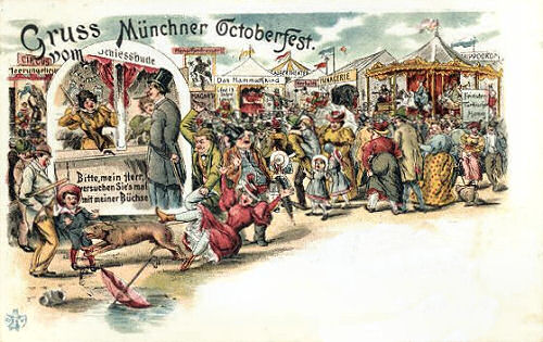 Münchener Oktoberfest