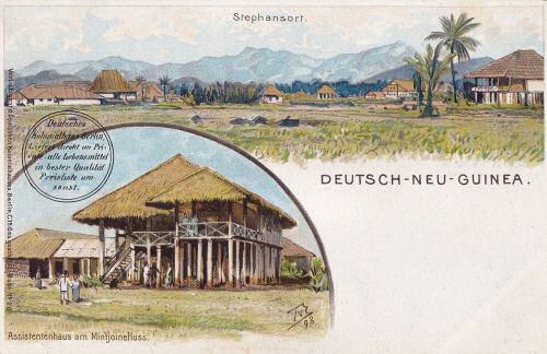 Deutsch-Neu-Guinea, Stephansort