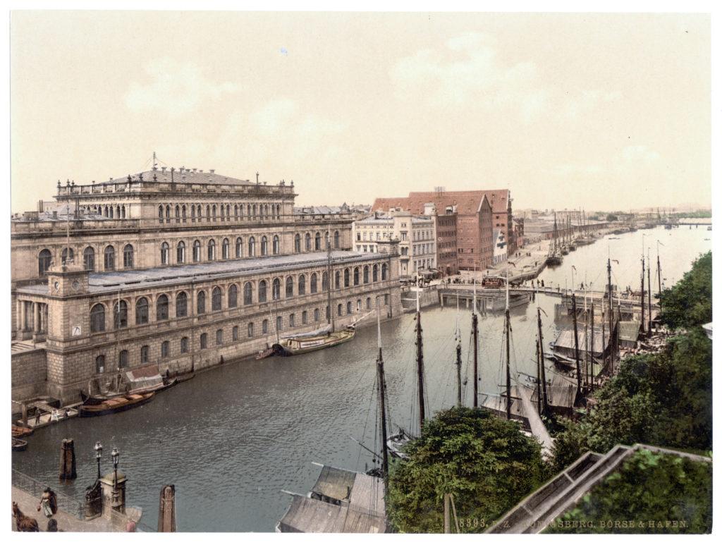 Königsberg Börse & Hafen