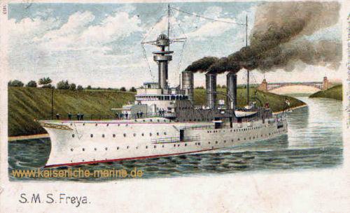 S.M.S. Freya