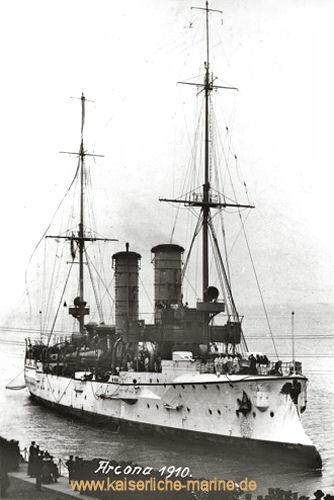 S.M.S. Arcona 1910