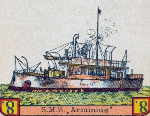 S.M.S. Arminius (Kartenspiel)