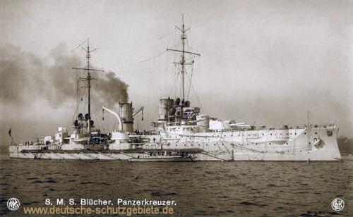S.M.S. Blücher