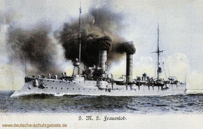 S.M.S. Frauenlob, Kleiner Kreuzer