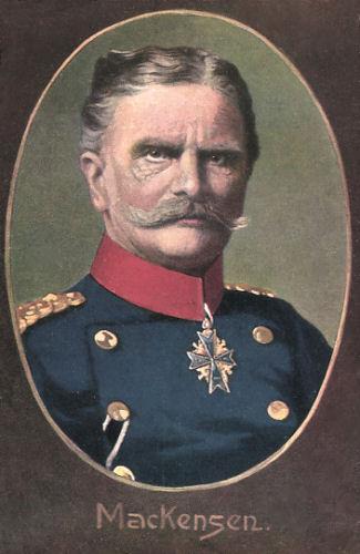 August von Mackensen (1849 - 1945)