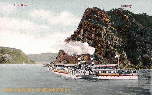Der Rhein, Loreley