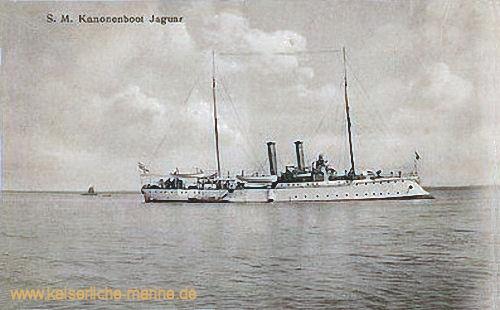 S.M.S. Jaguar