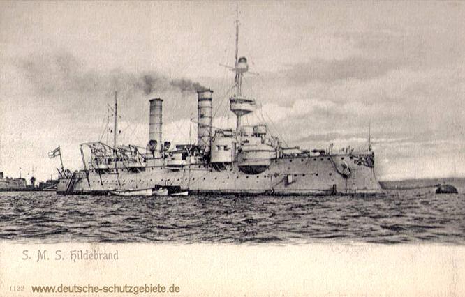 S.M.S. Hildebrand
