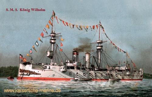 S.M.S. König Wilhelm