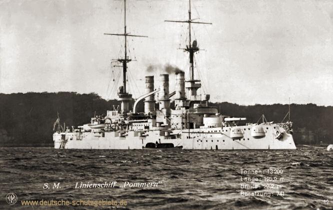 S.M.S. Pommern