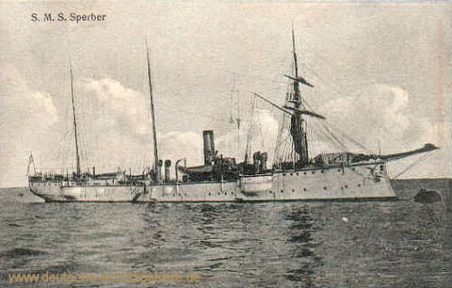 S.M.S. Sperber
