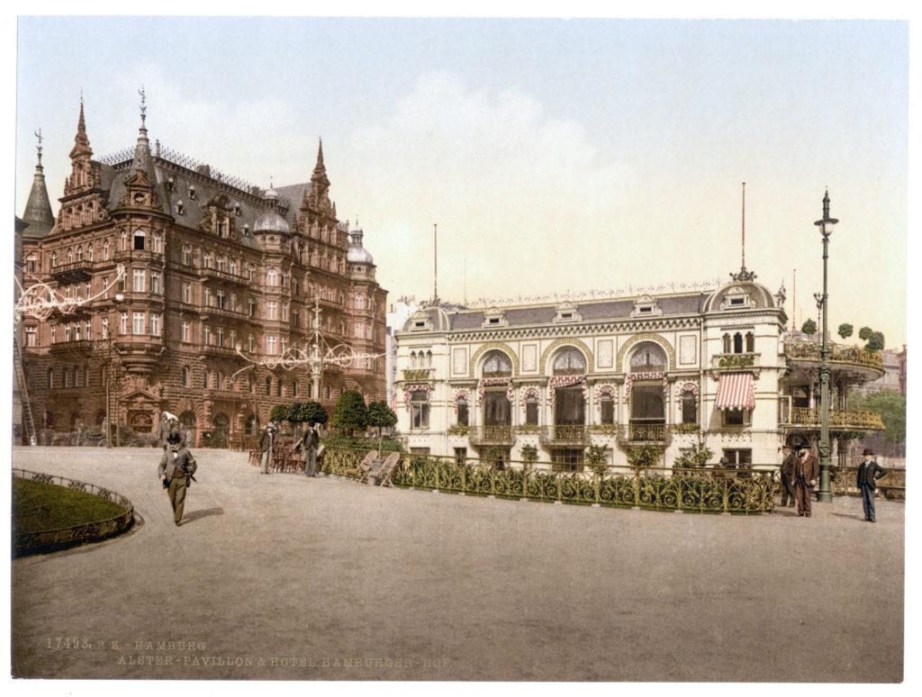 Hamburg Alster-Pavillon & Hotel Hamburger-Hof