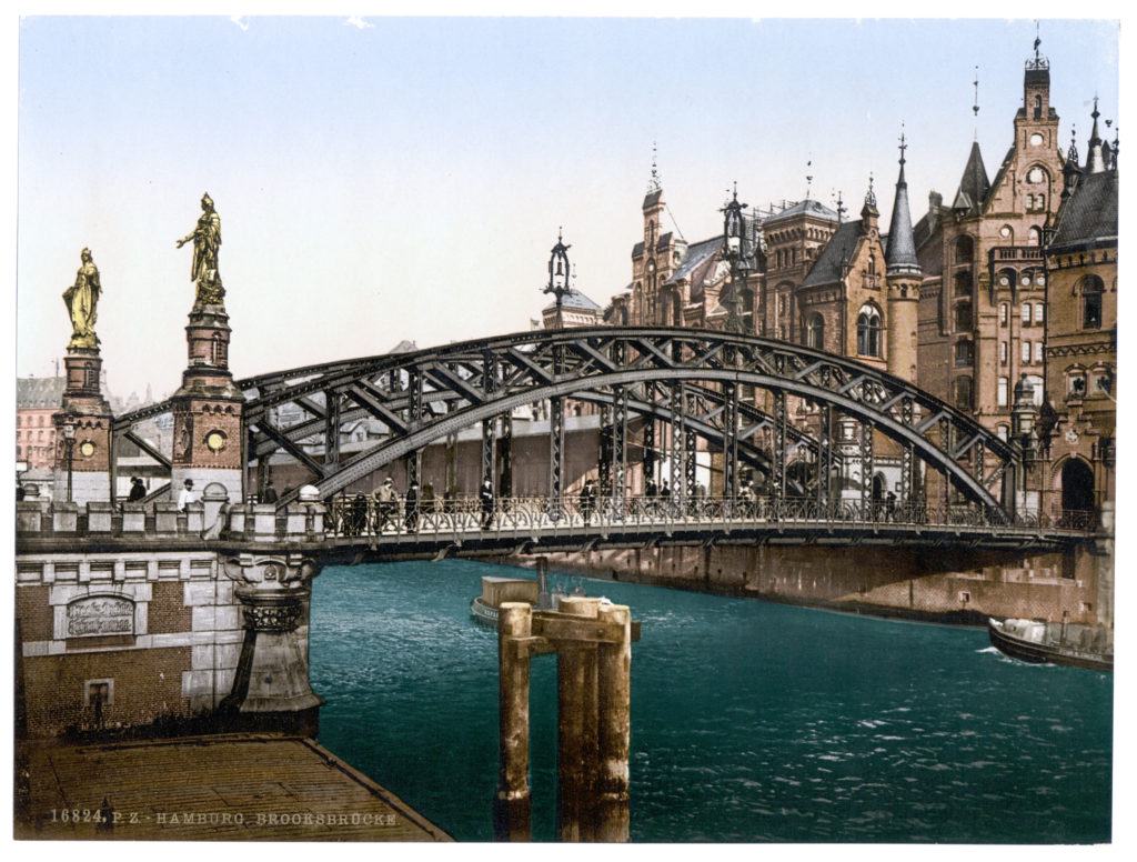 Hamburg Brooksbrücke