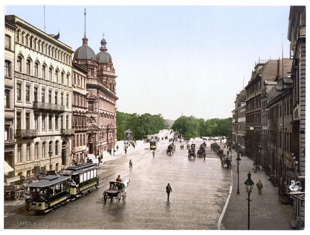 Hamburg Dammthorstrasse