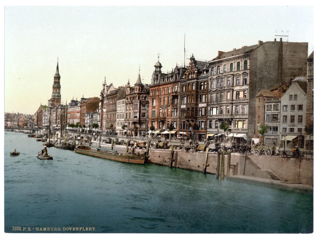Hamburg Dovenfleht