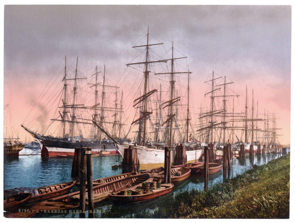 Hamburg Hansa-Hafen