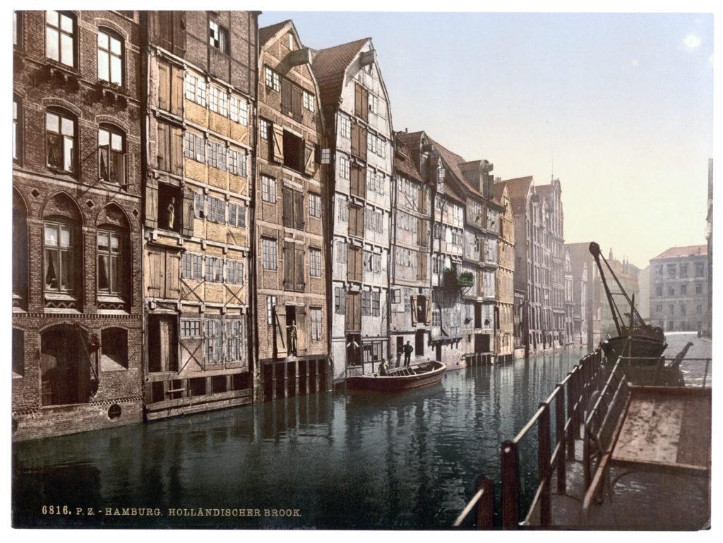 Hamburg Holländischer Brook