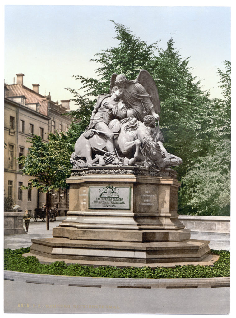 Hamburg Kriegerdenkmal