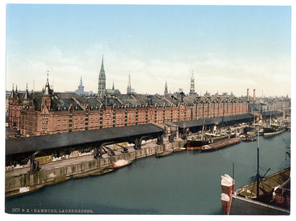 Hamburg Lagerhäuser