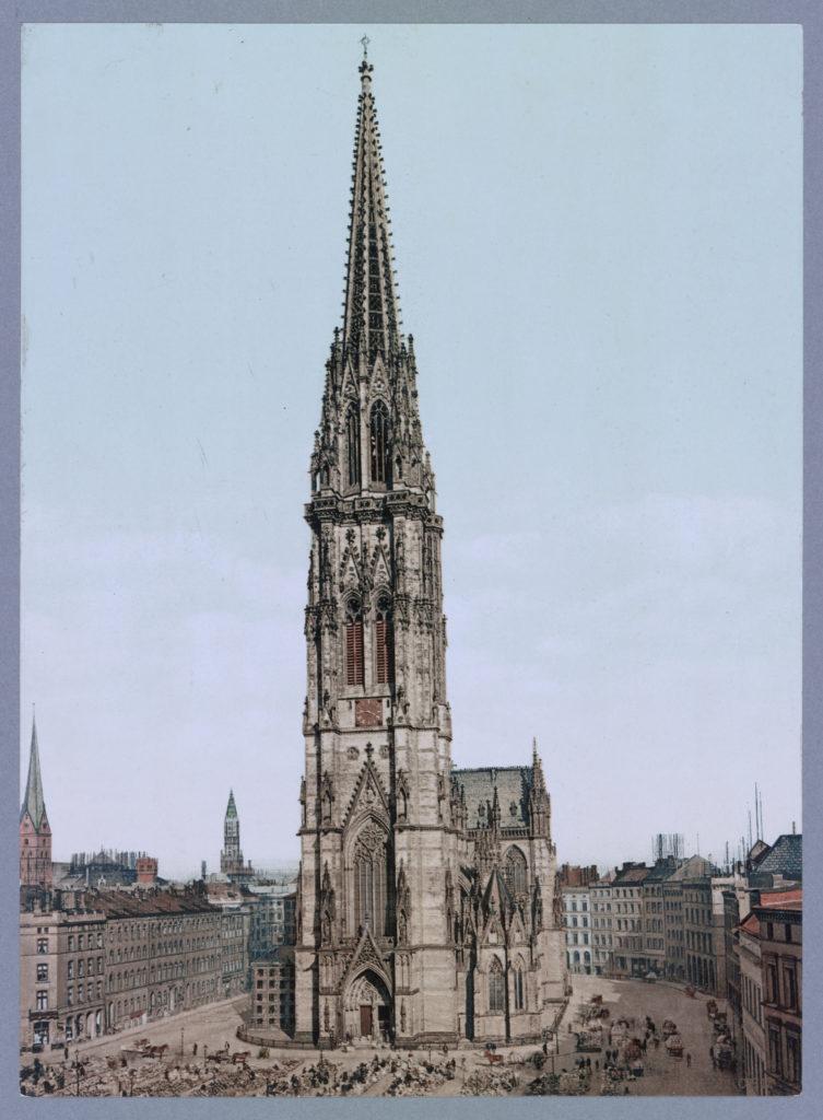 Hamburg Nikolaikirche