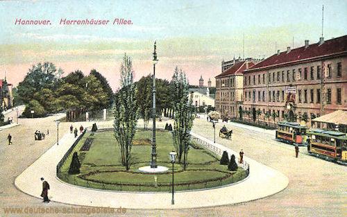 Hannover, Herrenhäuser Allee