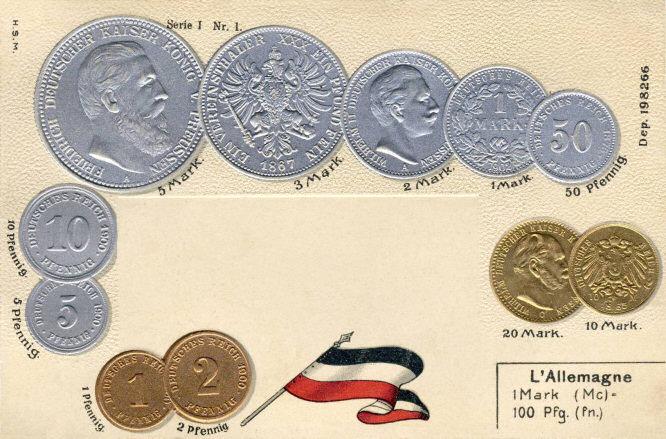 Münzen Deutsches Reich