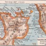 Gazelle-Halbinsel, 1914