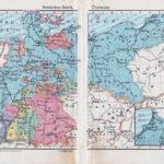 Landkarte Deutsches Reich Übersicht