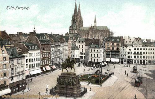 Köln, Heumarkt