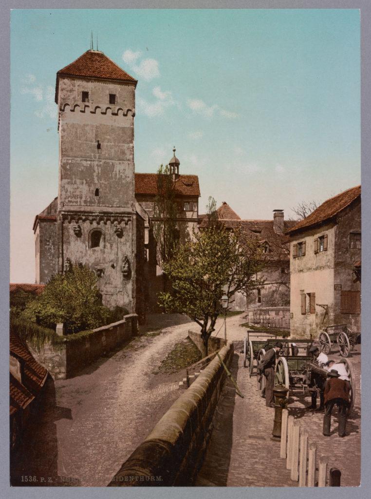 Nürnberg. Heidenthurm