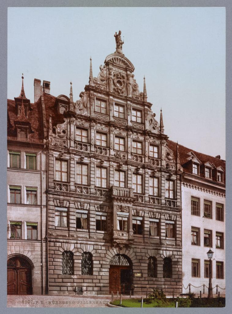 Nürnberg. Pellerhaus