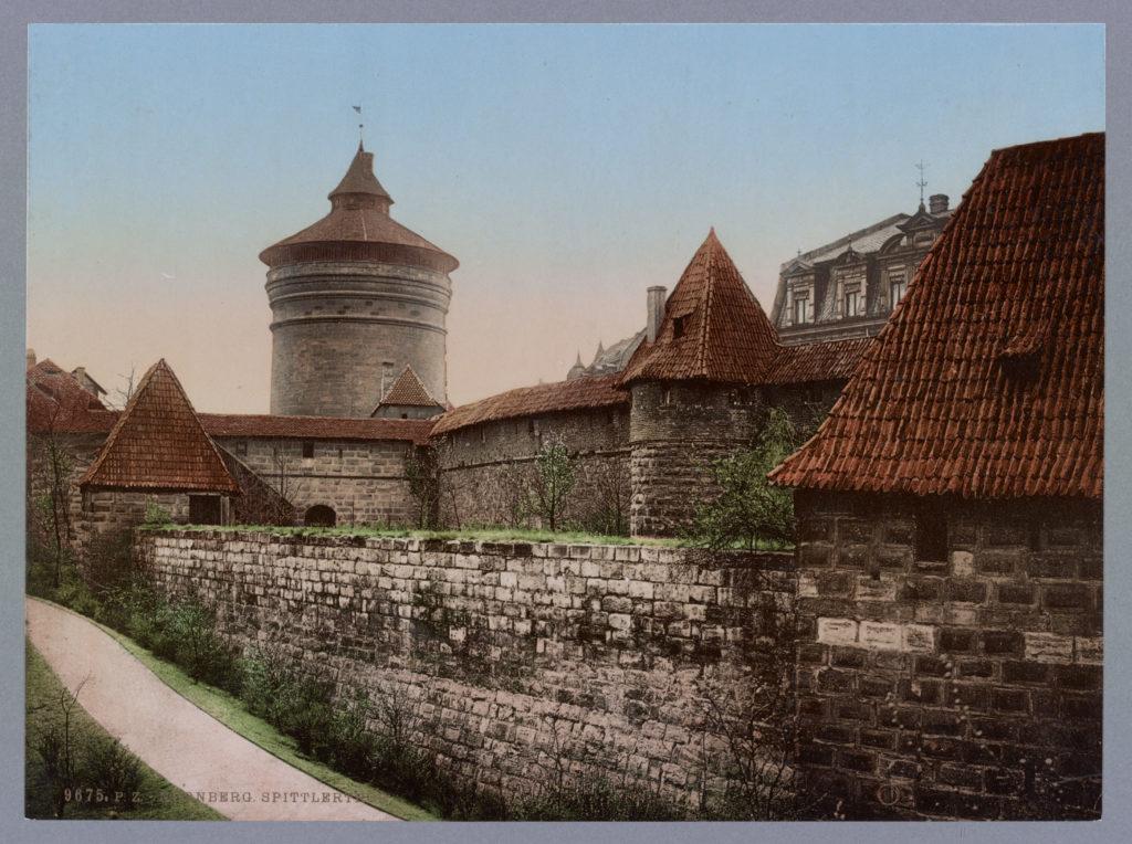 Nürnberg. Spittlerthor