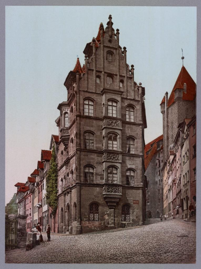 Nürnberg. Toplerhaus