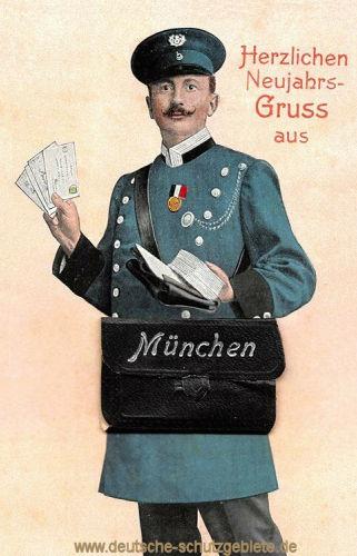 Briefträger München
