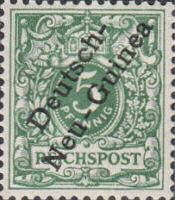Deutsch-Neu-Guinea Nr. 2, 5 Pfennig