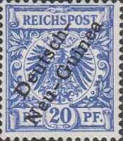 Deutsch-Neu-Guinea Nr. 5, 20 Pfennig