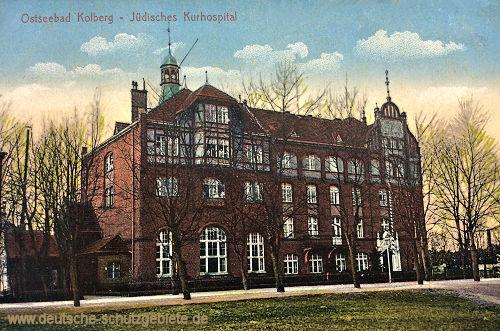 Kolberg, Jüdisches Kurhospital