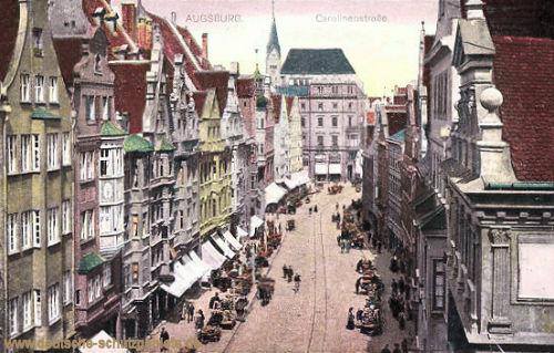 Augsburg, Carolinenstraße