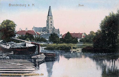 Brandenburg a. H., Dom
