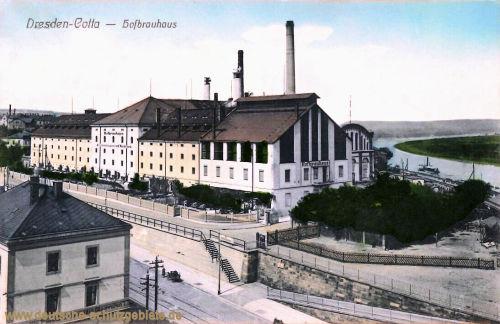 Dresden-Cotta, Hofbrauhaus