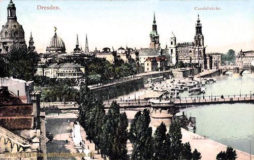 Dresden, Carolabrücke