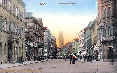 Fürth, Schwabacherstraße