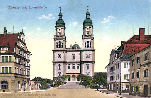 Kempten, Lorenzkirche