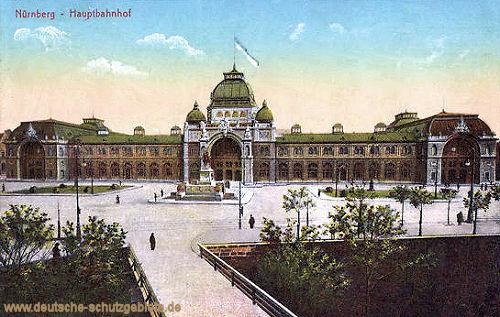 Nürnberg, Hauptbahnhof