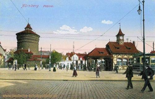 Nürnberg, Plärrer