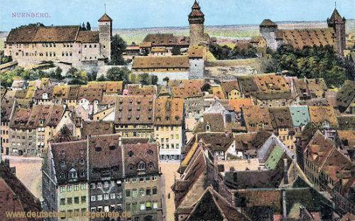 Nürnberg, Stadtansicht